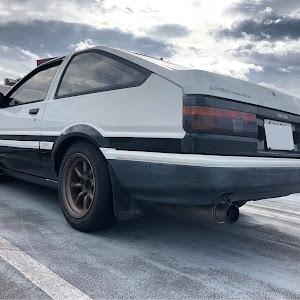 スプリンタートレノ AE86 GT-APEX・S59のカスタム事例画像 sasashu86さんの2019年09月07日08:57の投稿