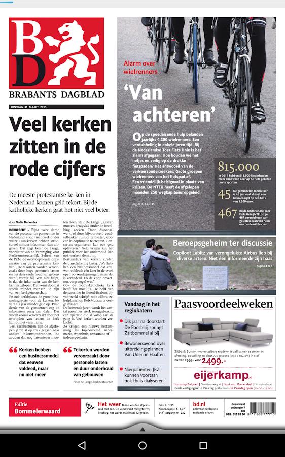 Brabants Dagblad Krant - Android Apps on Google Play