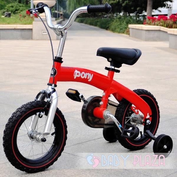 Xe đạp 2 trong 1 Royal baby PONY B-4 3
