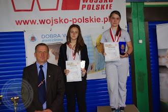 Photo: Mistrzostwa Polski LOK Tarnów (01.06) P. Skrzymowska (Ic) III miejsce w konkurencji ppn 30.