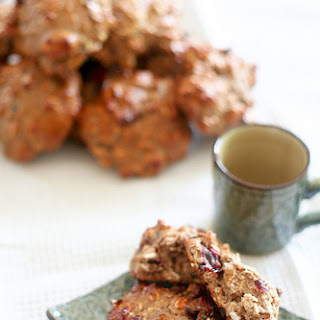 High Protein Healthy Oatmeal Cookies.