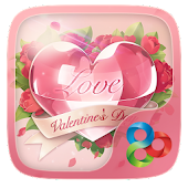 (FREE) Love GO Launcher Theme