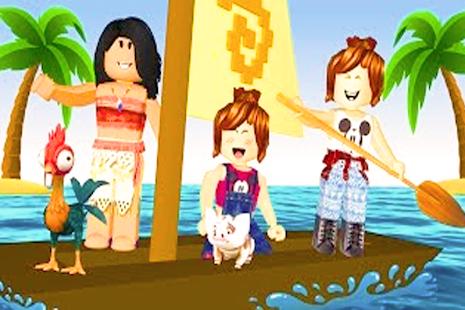 New ROBLOX MOANA ISLAND Tips !