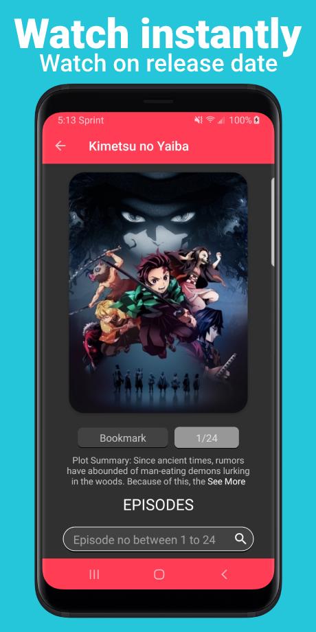 Anistream - Free Anime No Ads! 1.3.9 Apk Download - com.anistream.app APK free