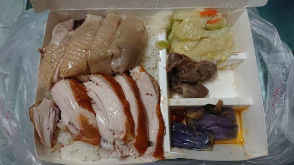 王記好吃雞肉