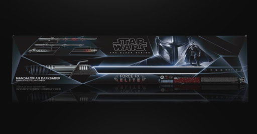 The Mandalorian Darksaber Force FX Elite Lightsaber Replica Is In Stock For Star Wars Day 2021