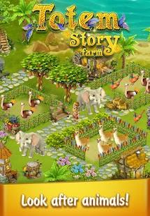 Totem Story Farm - náhled