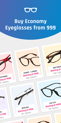 Lenskart: Eyeglasses, Sunglasses, Contact Lens App 2.5.0 screenshots 2