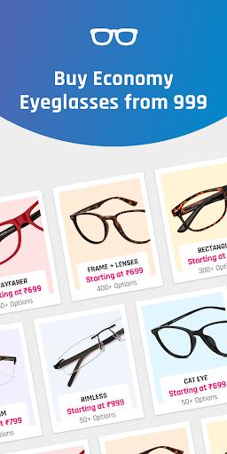 Lenskart: Eyeglasses, Sunglasses, Lens & Frames 2.4.9 (190205002) gameplay | AndroidFC 1