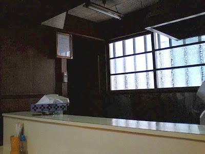 アサヒ食堂・店内
