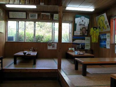 ブラジル食堂・店内