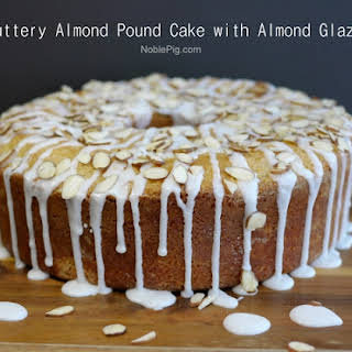 Almond Extract Pound Cake Recipes.