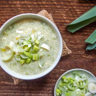 Chinese Leek Soup Recipes.