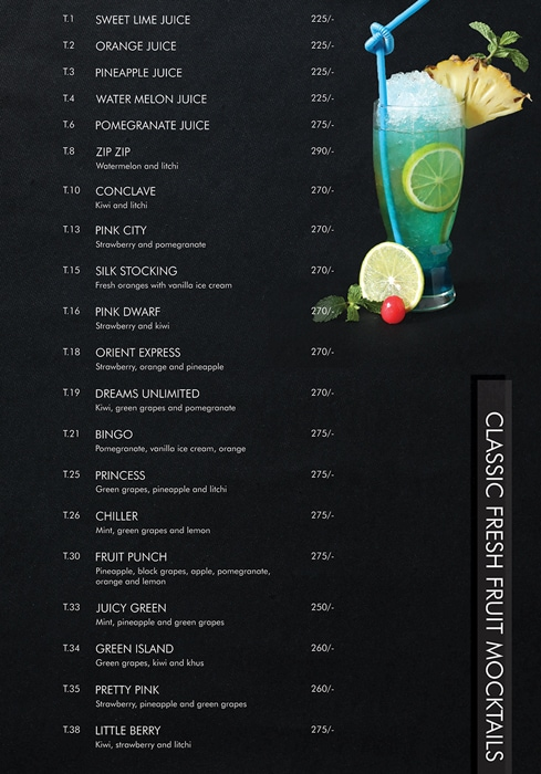 Little Italy menu 14