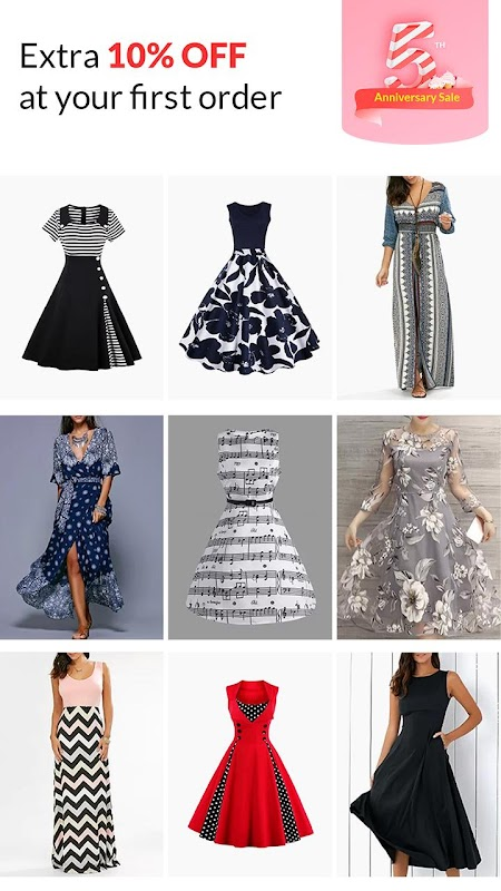 37583aba447 Download DressLily - Dress To Express APK 2.8.0 by Dresslily - Free ...