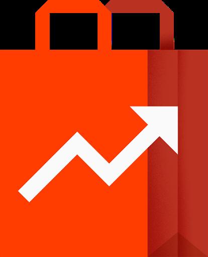 增加銷售營業額
