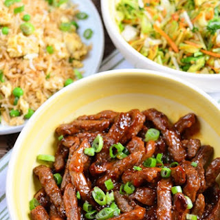 Sweet Chilli Sauce Beef Recipes