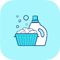 Laundry Guide - tag scanner icon