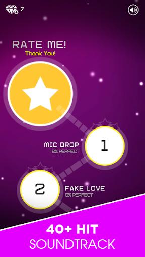 BTS Dancing Line: KPOP Music Dance Line Tiles Game 2.0.5 {cheat|hack|gameplay|apk mod|resources generator} 1