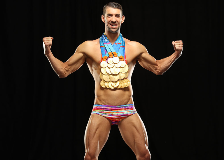 Olympian Michael Phelps