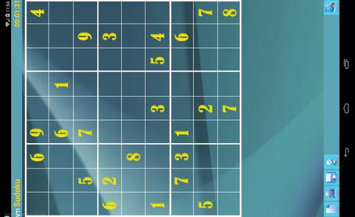 玩免費棋類遊戲APP|下載Sudoku Lite app不用錢|硬是要APP
