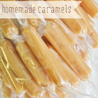 Yummy Homemade Caramels