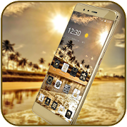 App Gold Coast luxury deluxe Theme APK for Windows Phone