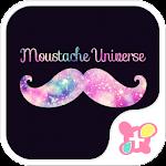 wallpaper-Moustache Universe-