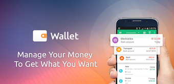 Wallet - Money, Budget, Finance Tracker, Bank Sync