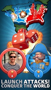 RISK: Global Domination Apk Mod (Tokens Infinito) 3