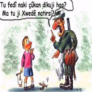 Kurdi Karikatur-Cartoon screenshot 4