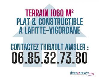terrain à Lafitte-Vigordane (31)