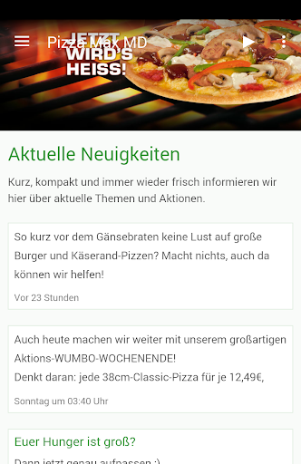 Pizza Max in Magdeburg