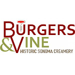 Logo for Burgers & Vine