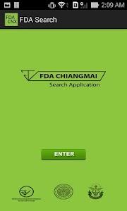 FDA Chiangmai screenshot 0