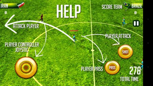 League Ultimate Soccer Dream 1.0 screenshots 4