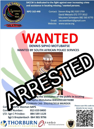 Student arrested after mutilation and murder of young Welkom woman