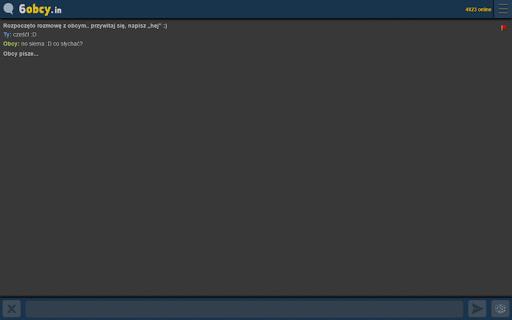 6obcy - Beta screenshot