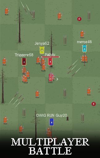 Centur.io - Rome vs Barbarians Multiplayer Game  screenshots 3