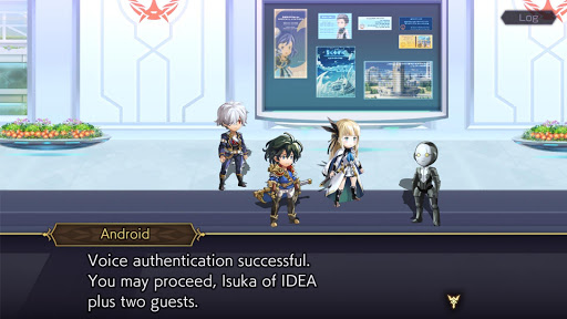 ANOTHER EDEN The Cat Beyond Time and Space 2.2.900 screenshots 8