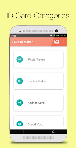 Fake ID Card Maker for PC