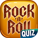 Rock n Roll Music Quiz Game icon