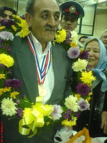 مهندس داوود بهمن - فرودگاه مهرآباد تهران
