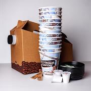 Box of Coffee (96oz)