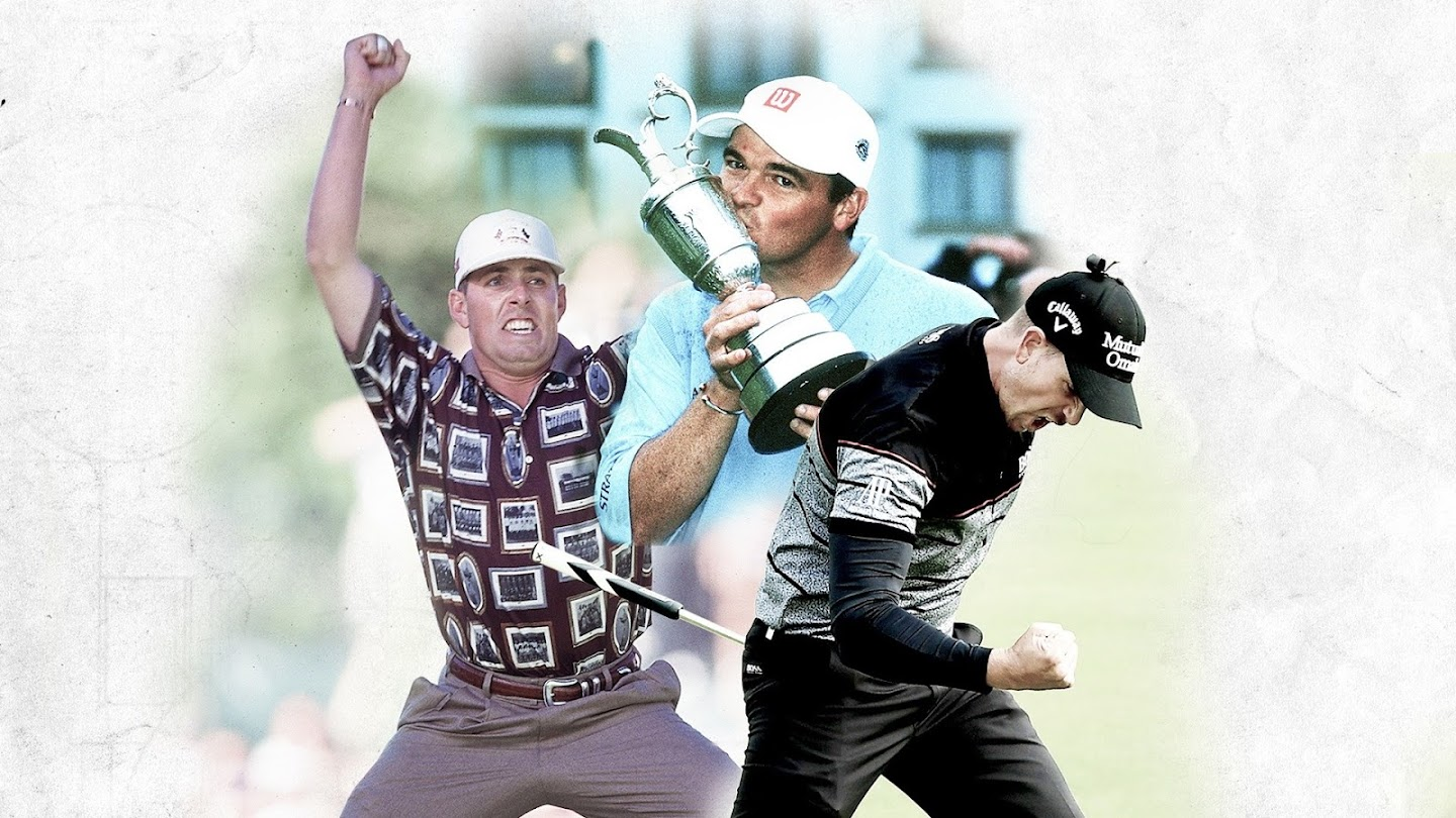Watch Golf's Greatest Rounds live