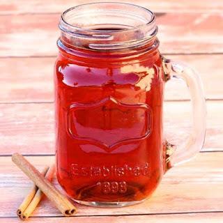 Crock Pot Cranberry Apple Cider Recipe!