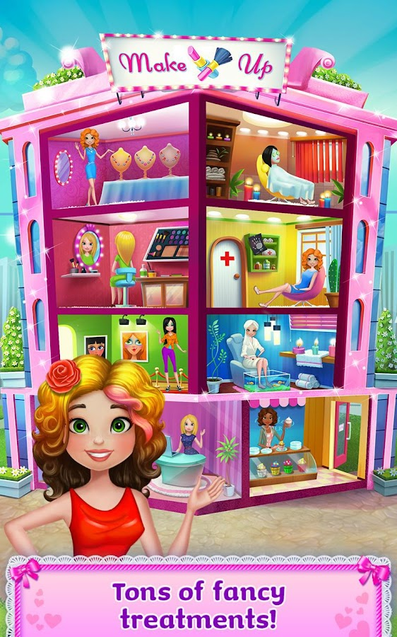 Fancy Makeup Shop- screenshot
