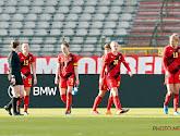 Belgian Red Flames zakken een plaatsje op FIFA-ranking