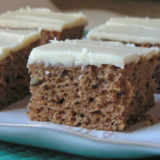 Vegetable Oil Cake Icing Recipes.