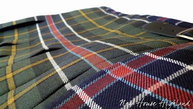 Photo: Old Culloden tartan